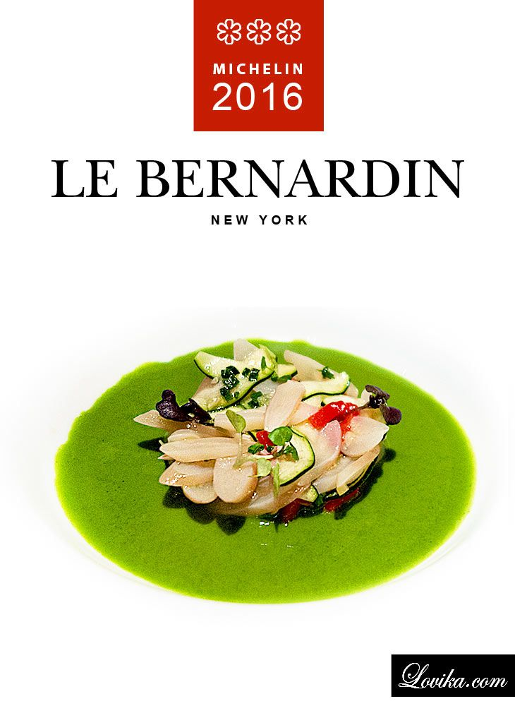For those of us who love good food and don't mind paying for it, Michelin star restaurants are always worth a trip, especially if they are awarded 3 stars. Here are 2016's 3 star Michelin restaurants in United States.#Michelin #MichelinRestaurants #LeBernardin