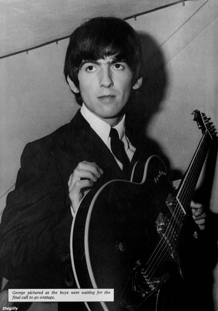 Images Of George Harrison 1964