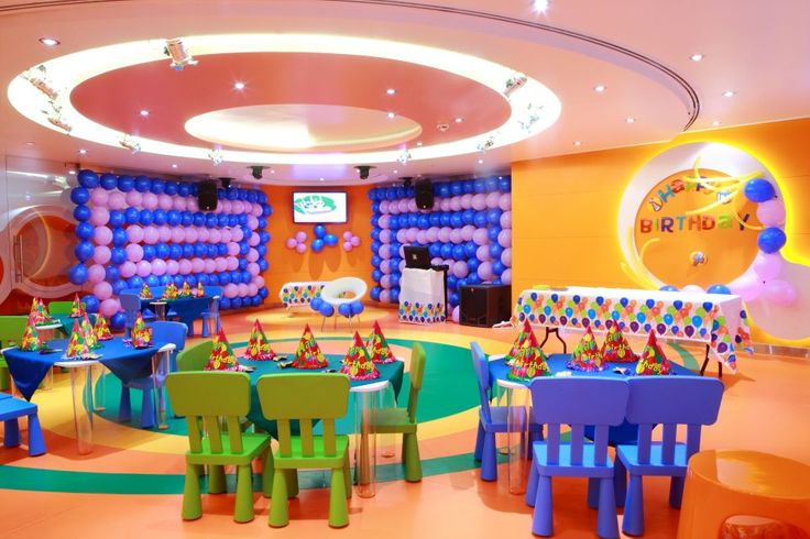 Kids Party Rooms Celebrate Your Birthday