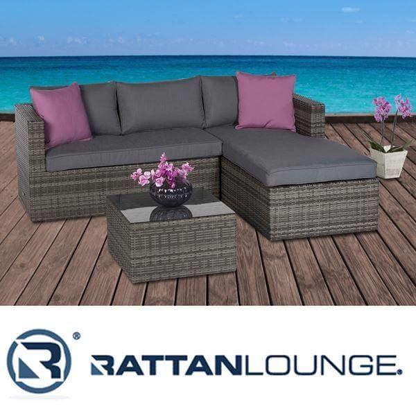2017 Rattan Lounge