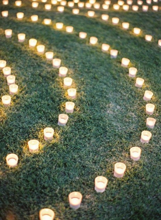 53 best warm tealights images on pinterest home ideas 50 original wedding ideas your friends havent thought of yet candlelight weddingnight wedding lightingoutdoor candlessand candlestea aloadofball Image collections