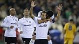 Roberto Soldado &  Tino Costa (Valencia CF) | Valencia 4-2 Bate. 07.11.12.