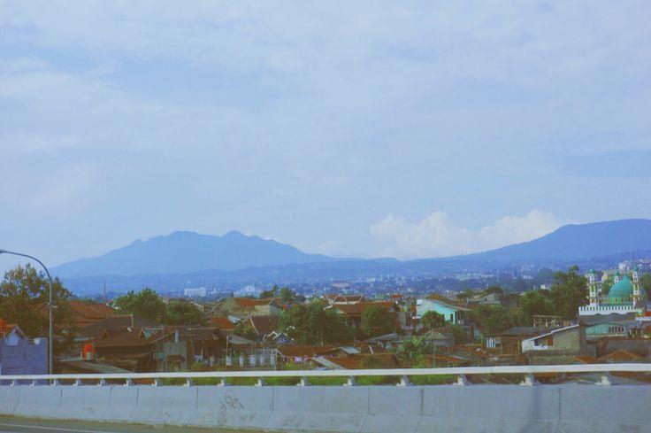 Layang Pasupati Bandung, West Java.