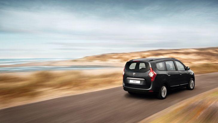 Dacia w trasie