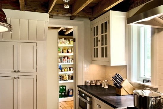 Low ceiling kitchen crisp architects future home ideas for Low ceiling kitchen