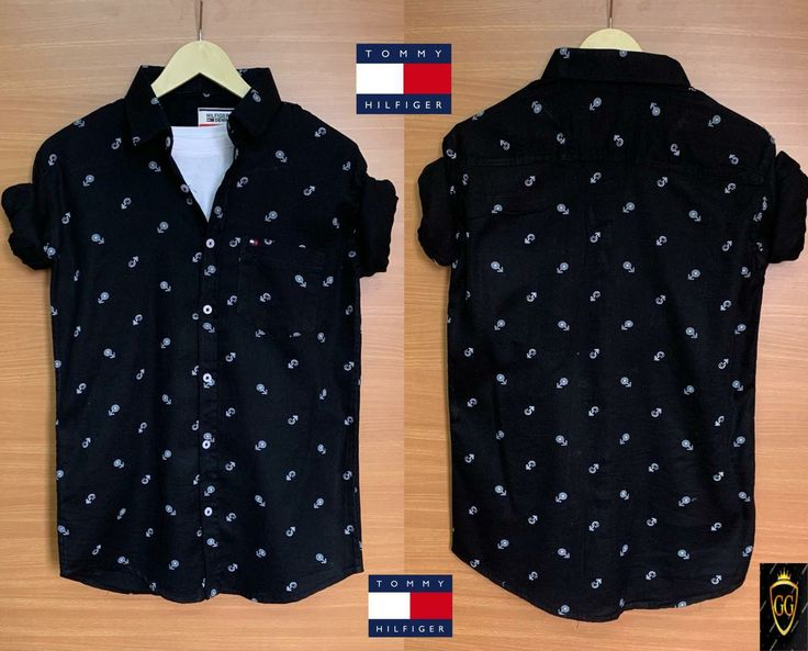 Store Article Print Shirts Brand Tommy Hilfiger Sizes M 38 L 40 Xl 42 Best Colors Full In 2021 Shirts Shirt Dress Fashion
