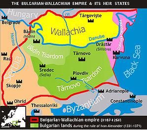 Țaratul vlaho-bulgar