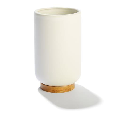 tumbler W/bamboo homemaker Bamboo&ceramic