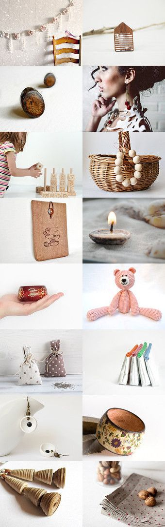 Eco friendly Friends :) by Lostmy.name on Etsy--Pinned with TreasuryPin.com