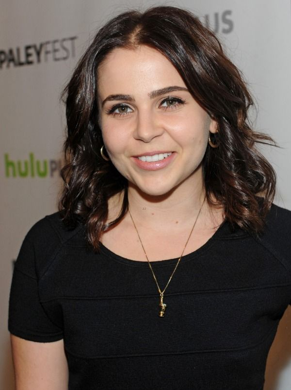 Inspirational people: Mae Whitman. Beautiful, fierce, smart, super talented. I like that she seems to just do her own thing regardless of what others think.