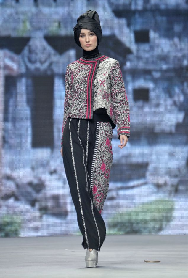 IFW 2015 – Tuty Adib – The Actual Style