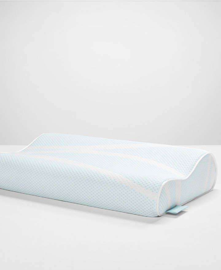 Tempur Pedic Tempur Pedic Tempur Breeze Neck Pillow Reviews Pillows Bed Bath Macy S