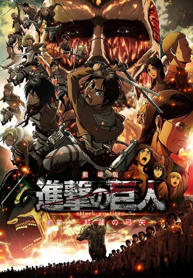 L Attaque des Titans Saison 2 : on connait la date de diffusion de l anime