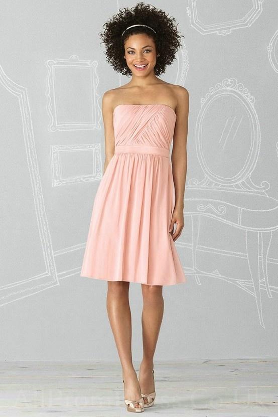 1000  ideas about Light Pink Bridesmaids on Pinterest  Pink ...