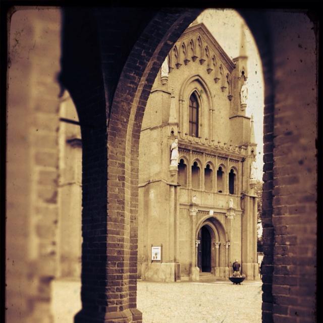 Church of San Vittore, Pollenzo (Cn) Italy
