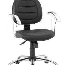 Cadeira Para Escritório Executiva Giratória 15