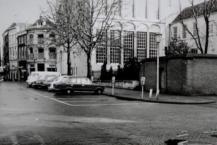 Kerkplein Zwolle (jaartal: 1970 tot 1980) - Foto's SERC