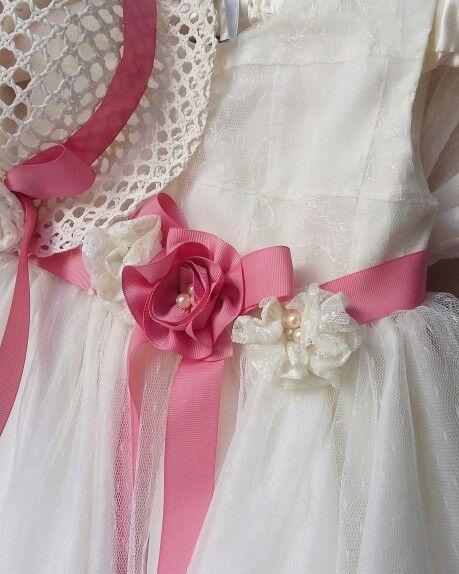 Βαπτιστικό ρούχο  Για κοριτσάκι #βάπτιση #γάμος #vaptisi #vaftisi #καραβι #navy #naftiko #vaptistika #pink #baby #wendding #greece #vintage