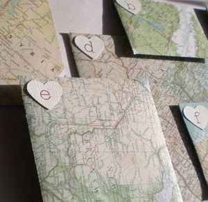 DIY: Making Your Own Eco-Envelopes With Found Materials : TreeHugger