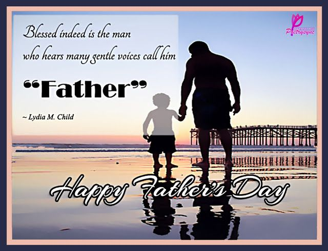 Poetry: Happy Fathers Day Images with Quotes...