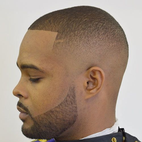 Hairstyles for black men with short hair