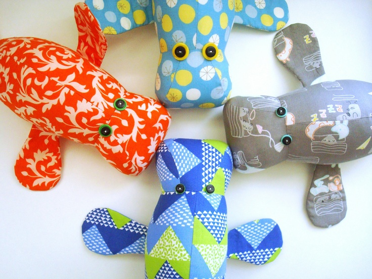New softie: MANATEES! Revealed in my first newsletter. Are you on the list?