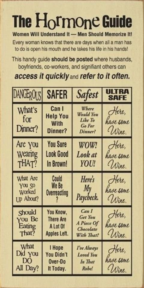 I need to make multiple copies of this and hang it *everywhere*!