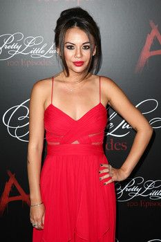"""Mona Vanderwaal may have been offed on """"Pretty Little Liars,"""" but Janel Parrish found new life as a celebrity contestant on """"Dancing with the Stars"""" season 19, which begins Sept. 15 on ABC."""