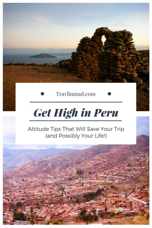 Whether you're hiking Machu Picchu, the Sacred Valley, or the islands of Lake Titicaca at 14,000 feet, here are top tips to avoid not acclimating to altitude and getting altitude sickness in Peru.