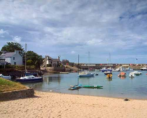 Cemaes Bay, Anglesey, North Wales