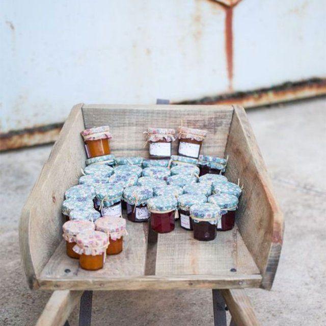 Pots de confiture diy mariage / wedding gift diy