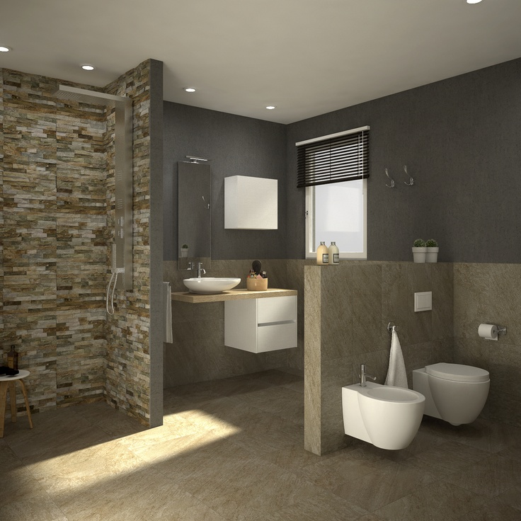 Il bagno metropolitano idee pinterest online gallery and galleries - Idee bagno originali ...