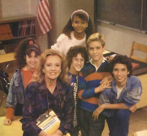 Saved by the Bell (technically 'Good Morning with Ms ...