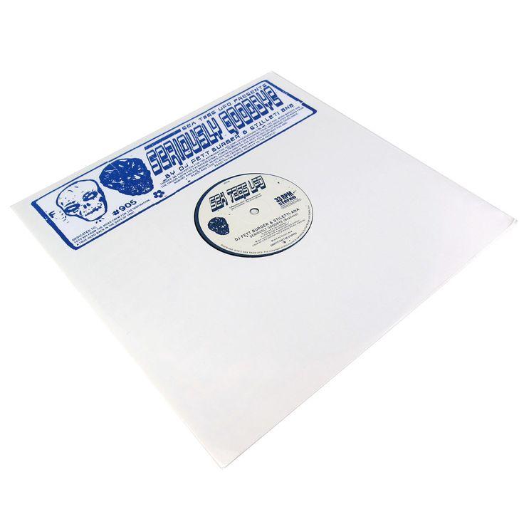 """DJ Fett Burger & Stiletti Ana: Seriously Goodbye Vinyl 12"""""""