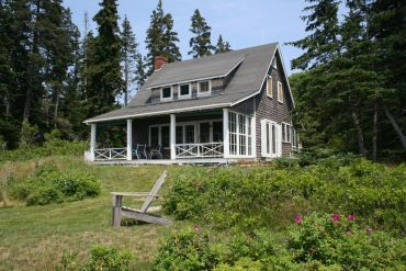 Maine Vacation Rental | Willow Ledge - Little Deer Isle Maine