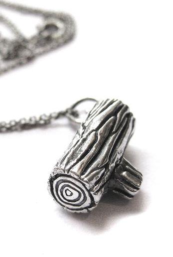 Little stump necklace