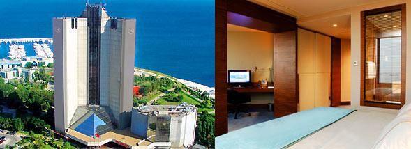 Un palace au luxe cosy avec vue sur la mer de Marmara