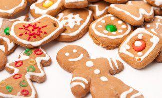 Her finner du oppskrifter til julekaker uten tilsatt sukker.