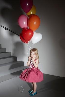 Baby LanvinKids Style, Kids Fashion, Lanvin Kids, 2012 Resorts, Kids Collection, Children Fashion, Balloons, Lanvin Resorts, Lanvin Petite
