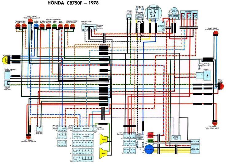 Wiring Diagram Of Motorcycle Design, Hayabusa Wiring Diagram