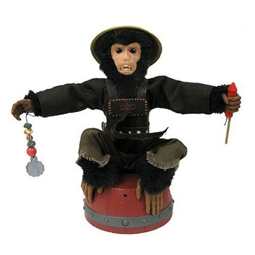 Pirates of the Caribbean Jack the Monkey @ niftywarehouse.com #NiftyWarehouse #PiratesOfTheCarribbean #Pirates #Movies #Pirate