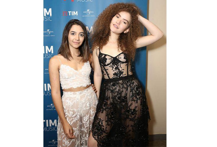 AnaVitória na festa Tim Music - Crédito Brazil News