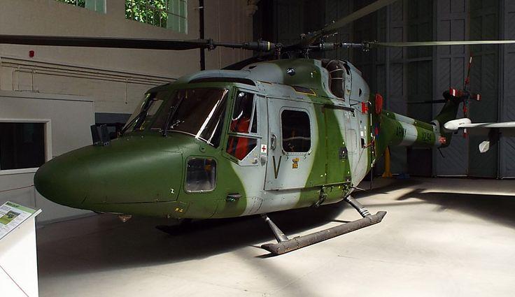 Westland Lynx AH7 1979 Imperial War Museum Duxford