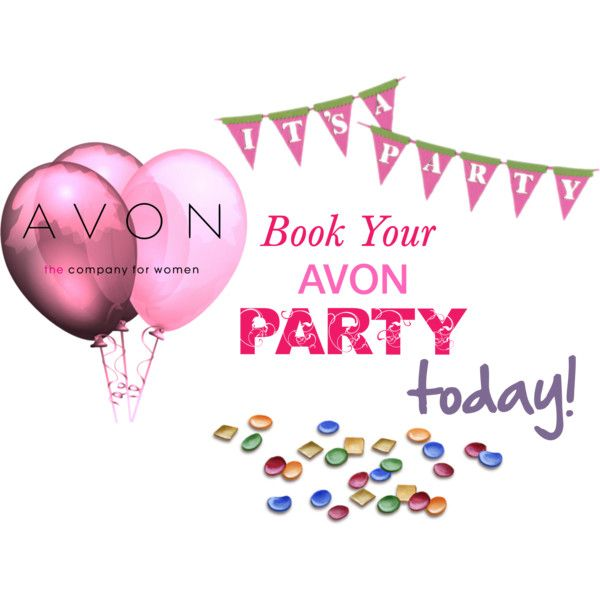 """""""Avon Party"""" by maggie-keachie on Polyvore"""