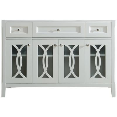 Image Gallery For Website Best Deal Deluxe Vanity Grazia Soft White Bathroom Vanity Cabinet AQ