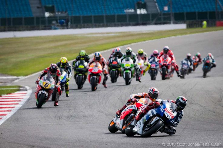 MotoGP: Race Results from the British GP