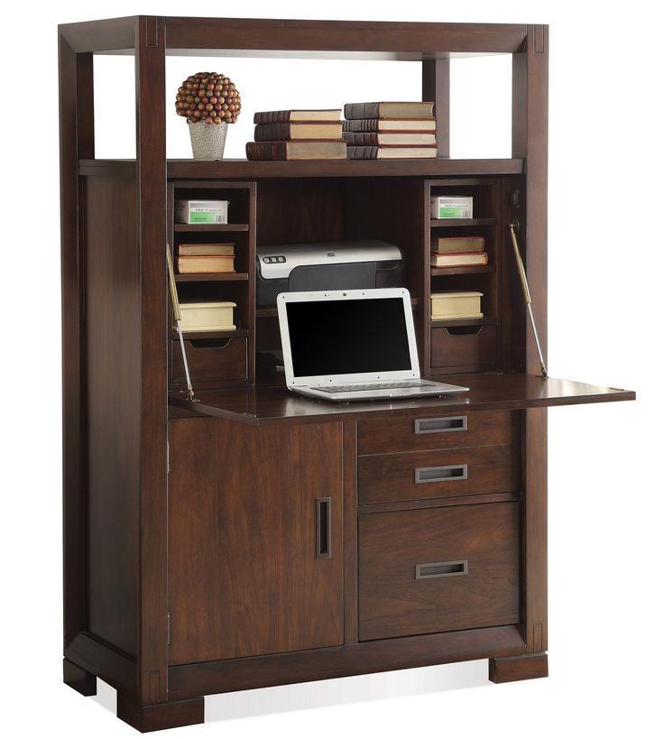 riata computer armoire by riverside home gallery stores
