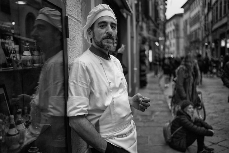 Florence, 2014  Black and White Street Photography, Italy
