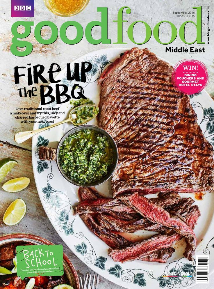 The 15 best food recipes magazine images on pinterest cooking bbc good food middle east 09 september 2016 forumfinder Choice Image