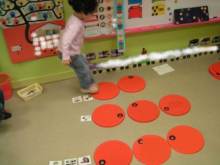 """""""Sauter"""" les syllabes    Encore un exercice ORAL :    scander les syllabes et en déterminer le nombre ."""